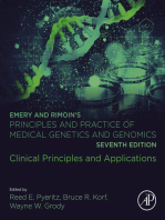 Emery and Rimoin's Principles and Practice of Medical Genetics and Genomics