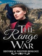The Range War - Clean Historical Western Romance