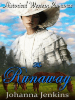 The Runaway - Clean Historical Western Romance