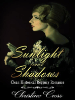 Sunlight and Shadows - Clean Historical Regency Romance