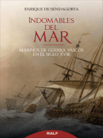 Indomables del mar