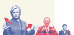 Clinton, Blair, Renzi