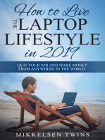 How to Live the Laptop Lifestyle in 2019