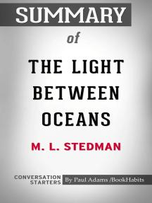 Summary of The Light Between Oceans