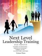 Next Level Leadership Training - Volume Three