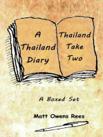 A Thailand Diary & Thailand Take Two