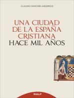 Una ciudad de la España cristiana hace mil años