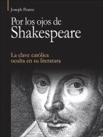 Por los ojos de Shakespeare