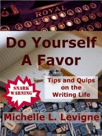 Do Yourself a Favor