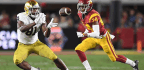 USC's Upset Bid Over Unbeaten Irish Falls Short