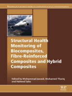 Structural Health Monitoring of Biocomposites, Fibre-Reinforced Composites and Hybrid Composites