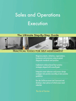 Sales and Operations Execution The Ultimate Step-By-Step Guide