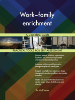 Work–family enrichment A Complete Guide