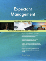 Expectant Management Standard Requirements