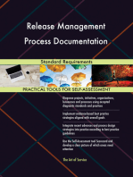 Release Management Process Documentation Standard Requirements