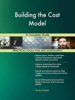 Building the Cost Model A Complete Guide