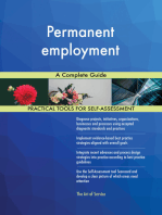 Permanent employment A Complete Guide