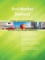 End-Market Demand A Clear and Concise Reference