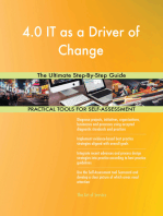 4.0 IT as a Driver of Change The Ultimate Step-By-Step Guide