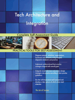 Tech Architecture and Integration Complete Self-Assessment Guide