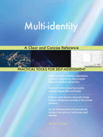 Multi-identity A Clear and Concise Reference