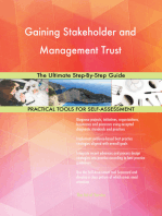 Gaining Stakeholder and Management Trust The Ultimate Step-By-Step Guide