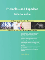 Frictionless and Expedited Time to Value A Clear and Concise Reference