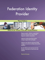 Federation Identity Provider Third Edition