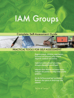IAM Groups Complete Self-Assessment Guide