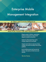 Enterprise Mobile Management Integration A Clear and Concise Reference