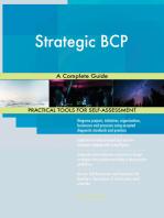 Strategic BCP A Complete Guide