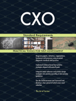 CXO Standard Requirements