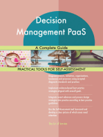 Decision Management PaaS A Complete Guide