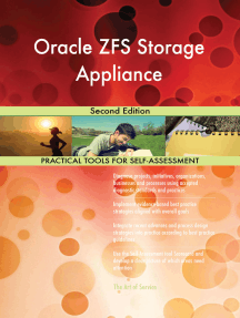 Oracle ZFS Storage Appliance Second Edition