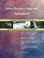 Active Directory-Integrated Applications Complete Self-Assessment Guide