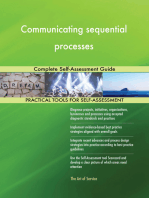 Communicating sequential processes Complete Self-Assessment Guide