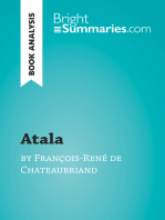 Atala by François-René de Chateaubriand (Book Analysis): Detailed Summary, Analysis and Reading Guide