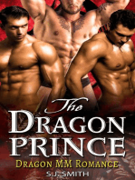 The Dragon Prince - Dragon MM Romance