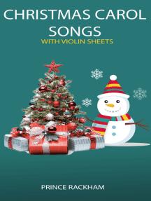 Christmas Carol Songs With Violin Sheets