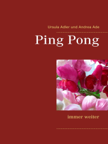 Ping Pong: Immer weiter