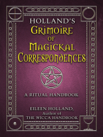 Holland's Grimoire of Magickal Correspondence