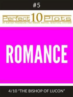 "Perfect 10 Romance Plots #5-4 ""THE BISHOP OF LUCON"""
