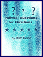 Political Questions for Christians