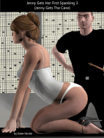 Jenny Gets Her First Spanking 3 (Jenny Gets The Cane)
