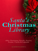 Santa's Christmas Library