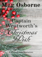 Captain Wentworth's Christmas Wish