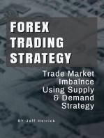 Forex Trading Strategy: Trade Market Imbalance Using Supply & Demand Strategy