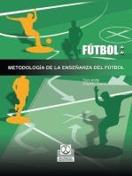 Metodología de la enseñanza del fútbol