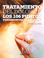 Tratamiento del dolor en los 106 puntos tendinomusculares™ (Color) Flossing