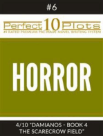 "Perfect 10 Horror Plots #6-4 ""DAMIANOS - BOOK 4 THE SCARECROW FIELD"""
